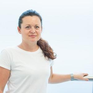 MUDr. Marta Horvatová - Vedoucí lékař